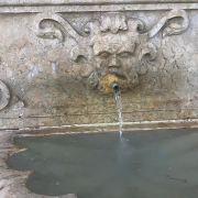 milagrosa agua